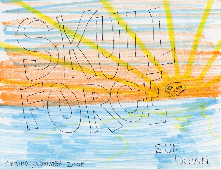 Skull Force Comics 12. Spring/Summer 2008: Sun Down