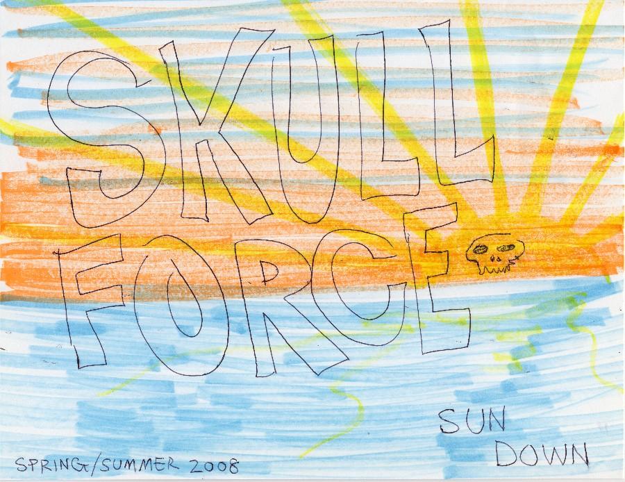 Skull Force Comics 12. Spring/Summer 2008: Sun Down
