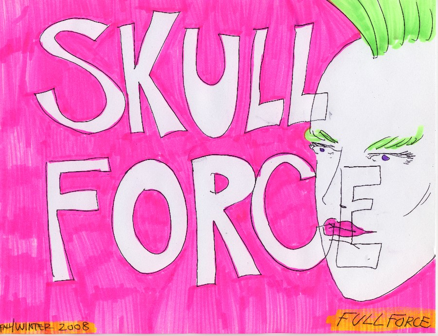 Skull Force Comics 18. Fall/Winter 2008: Full Force