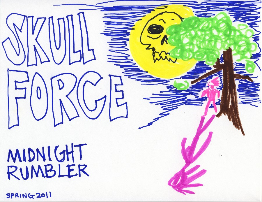 Skull Force Comics 48. Spring 2011: Midnight Rumbler