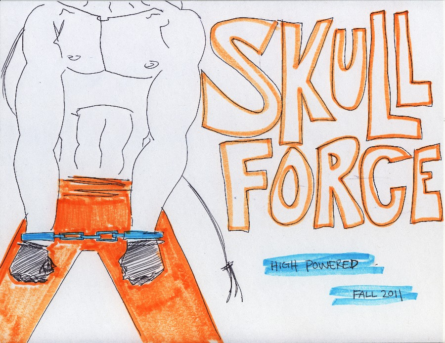 Skull Force Comics 52. Fall 2011: High Powered