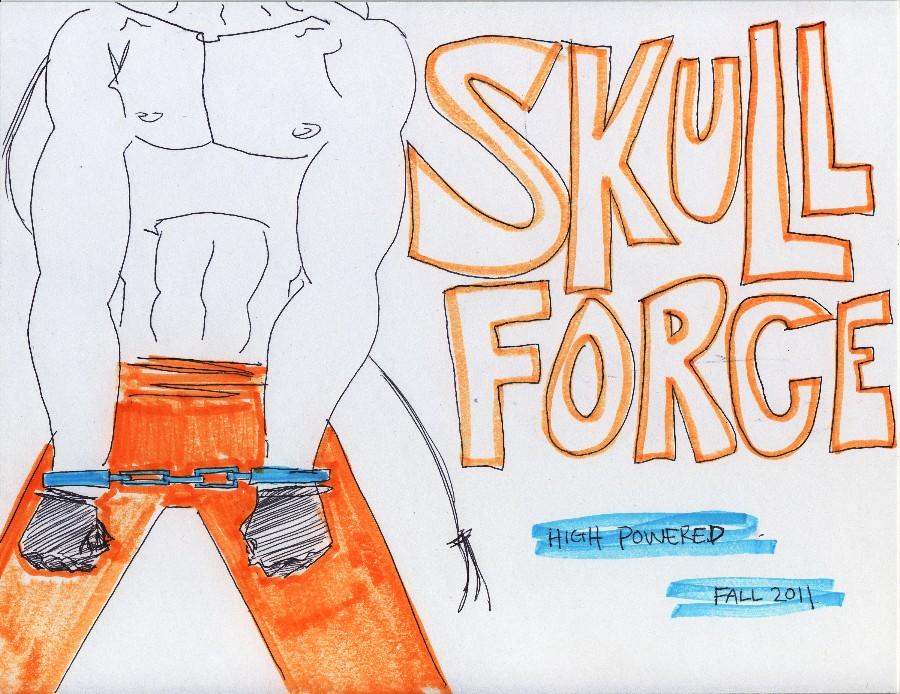Skull Force Comics 52. Fall 2011: High Powered